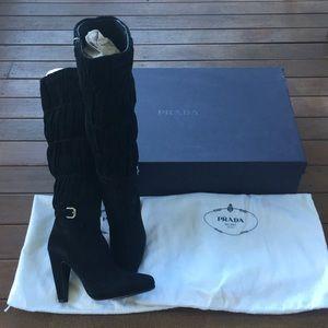 NEW! Prada boots